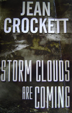 Back cover of Storm Clouds